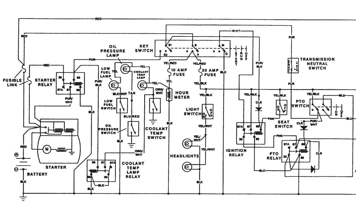 Briggs And Stratton 16 Hp V Twin Opposed Wiring Diagram