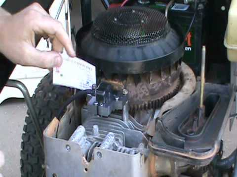 Briggs And Stratton 16 Hp V Twin Opposed Wiring Diagram ... on