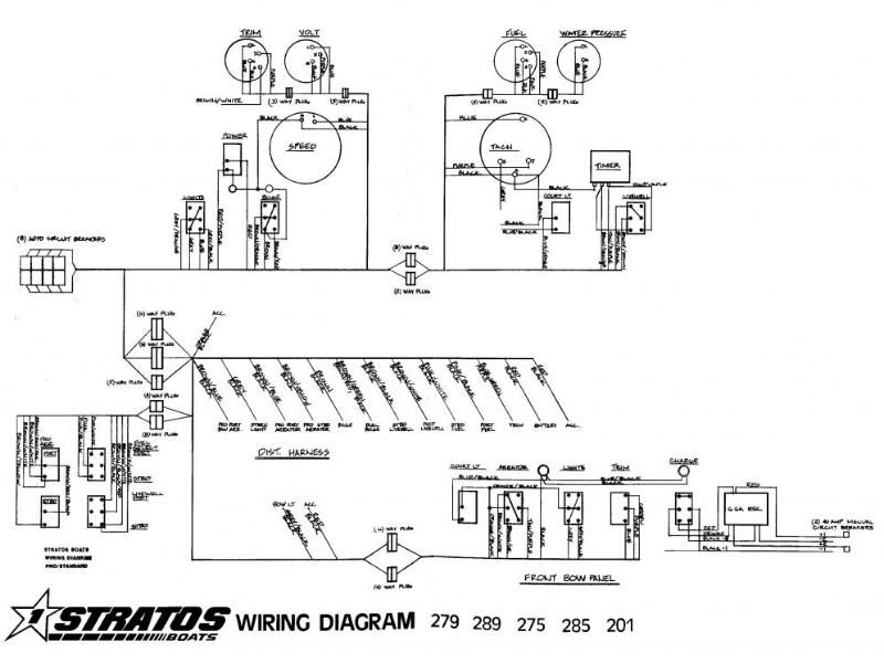 Cajun Bass Boat Wiring Diagram