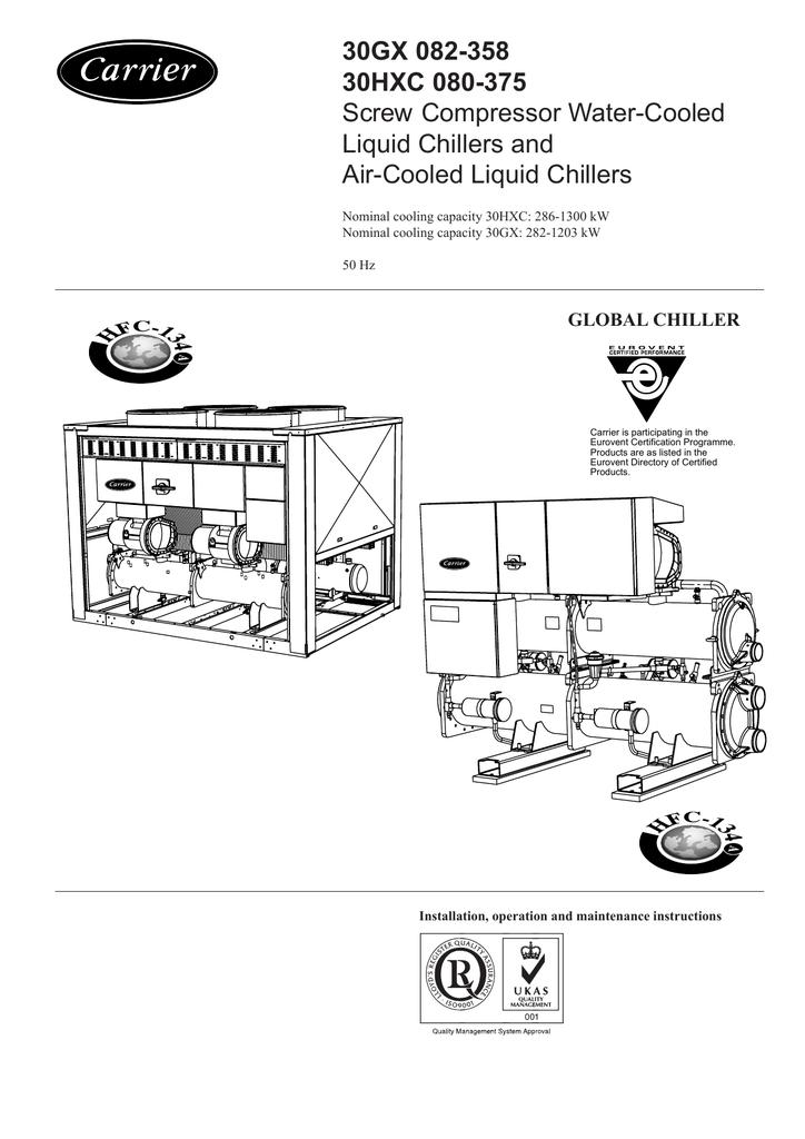 Carrier 26542 Wiring Diagram
