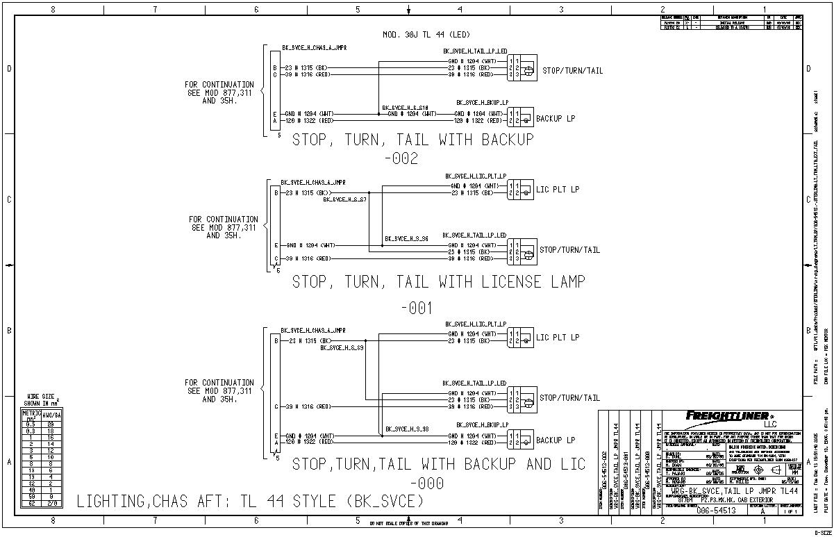 Cascadia Ecu Wiring Diagram