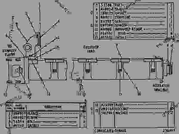 Early Cat140G Turn Signal Wiring Diagram from wiringall.com