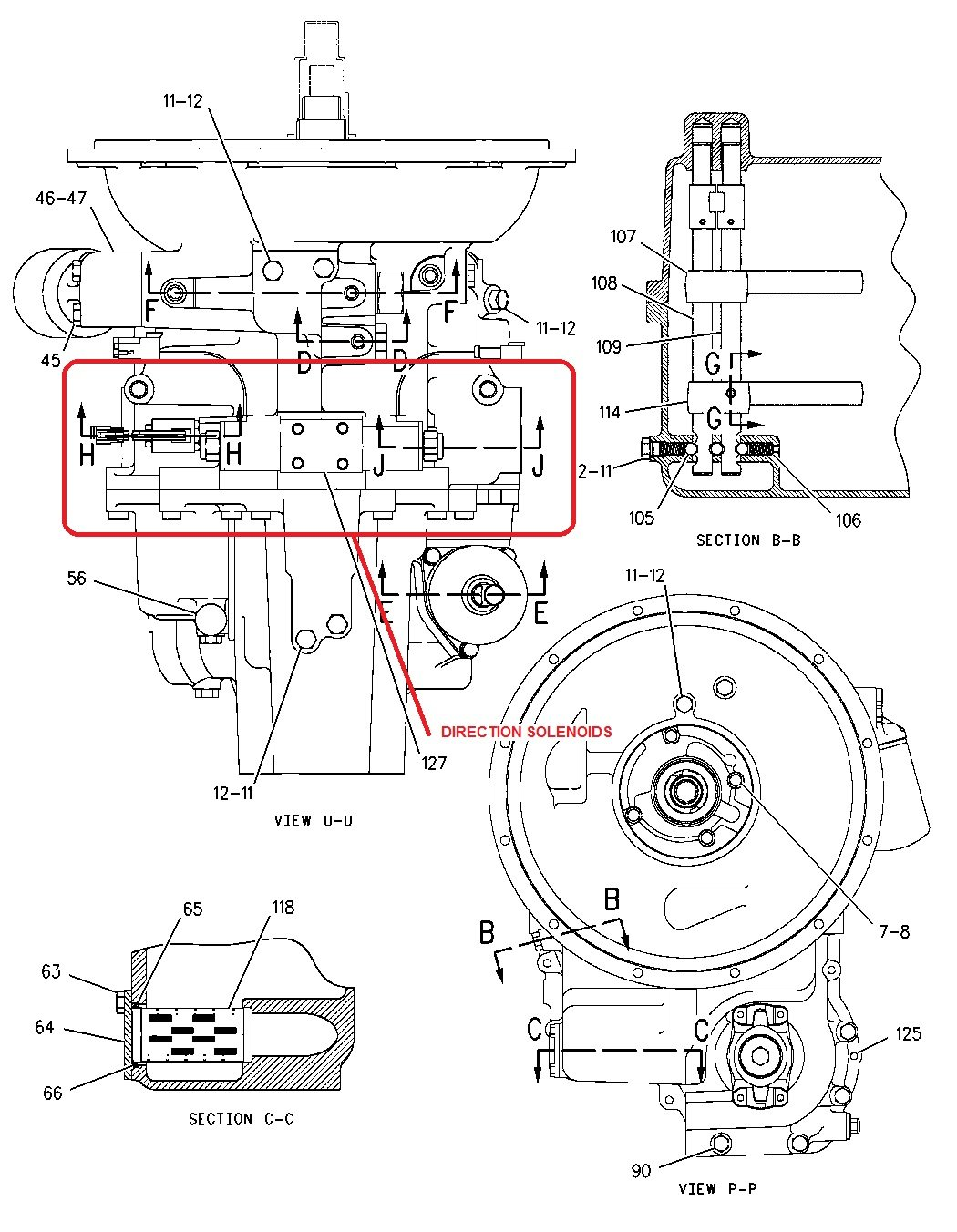 Wiring Diagram For Cat 420d