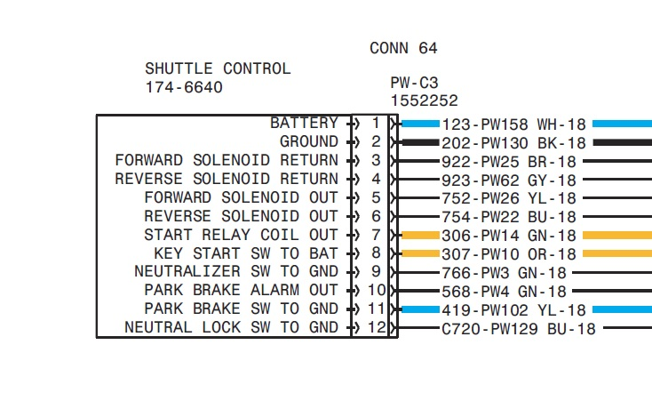 Cat 420d Wiring Diagram
