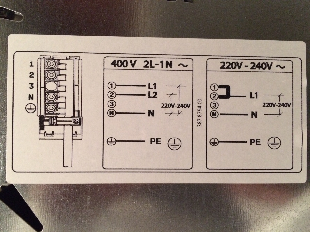 Diagram Ceramic Hob Wiring Diagram