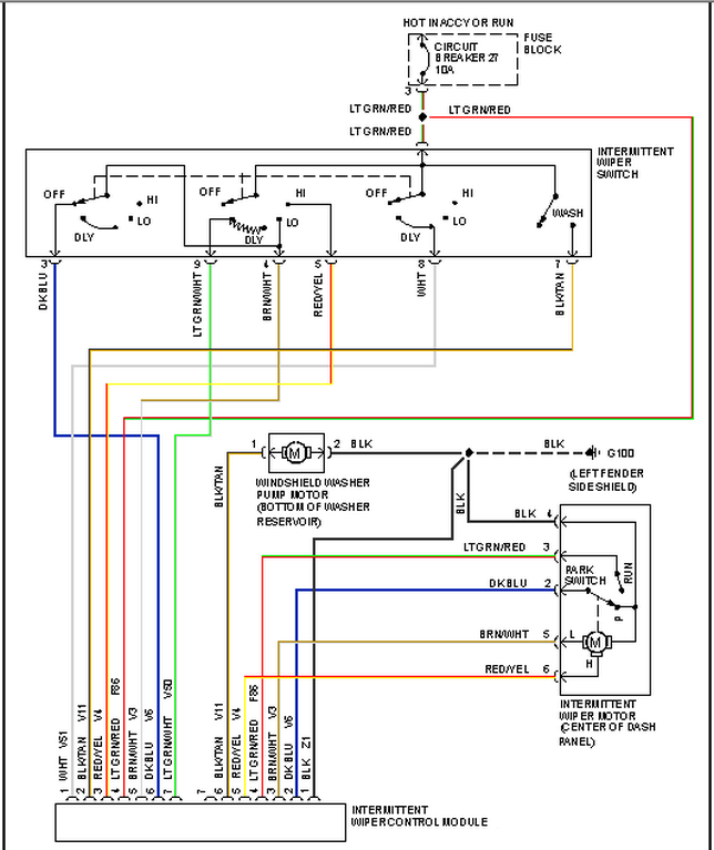 2001 Jeep Grand Cherokee Infinity Amplifier Wiring Diagram
