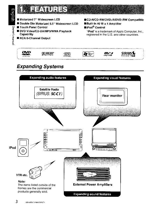 Clarion Vx401 Wiring Diagram