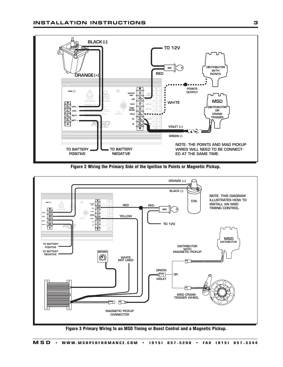 Ignition Module Wiring Together With Msd Grid Ignition Wiring Diagram