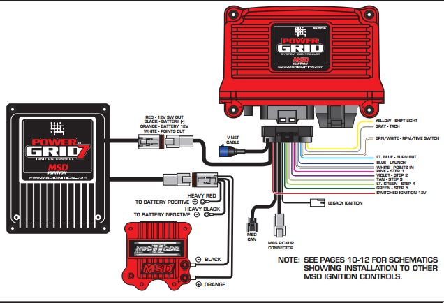 Crank Trigger To Msd Grid Wiring Diagram