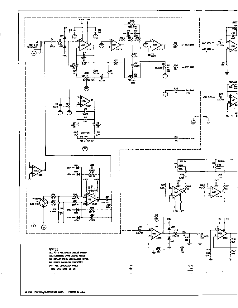 Crate Footswitch Wiring Diagram