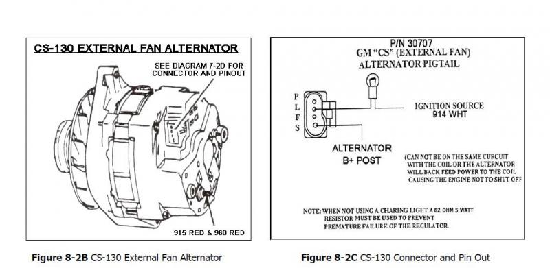 Lt1 Swap Wiring Diagram Cs130 Alternator