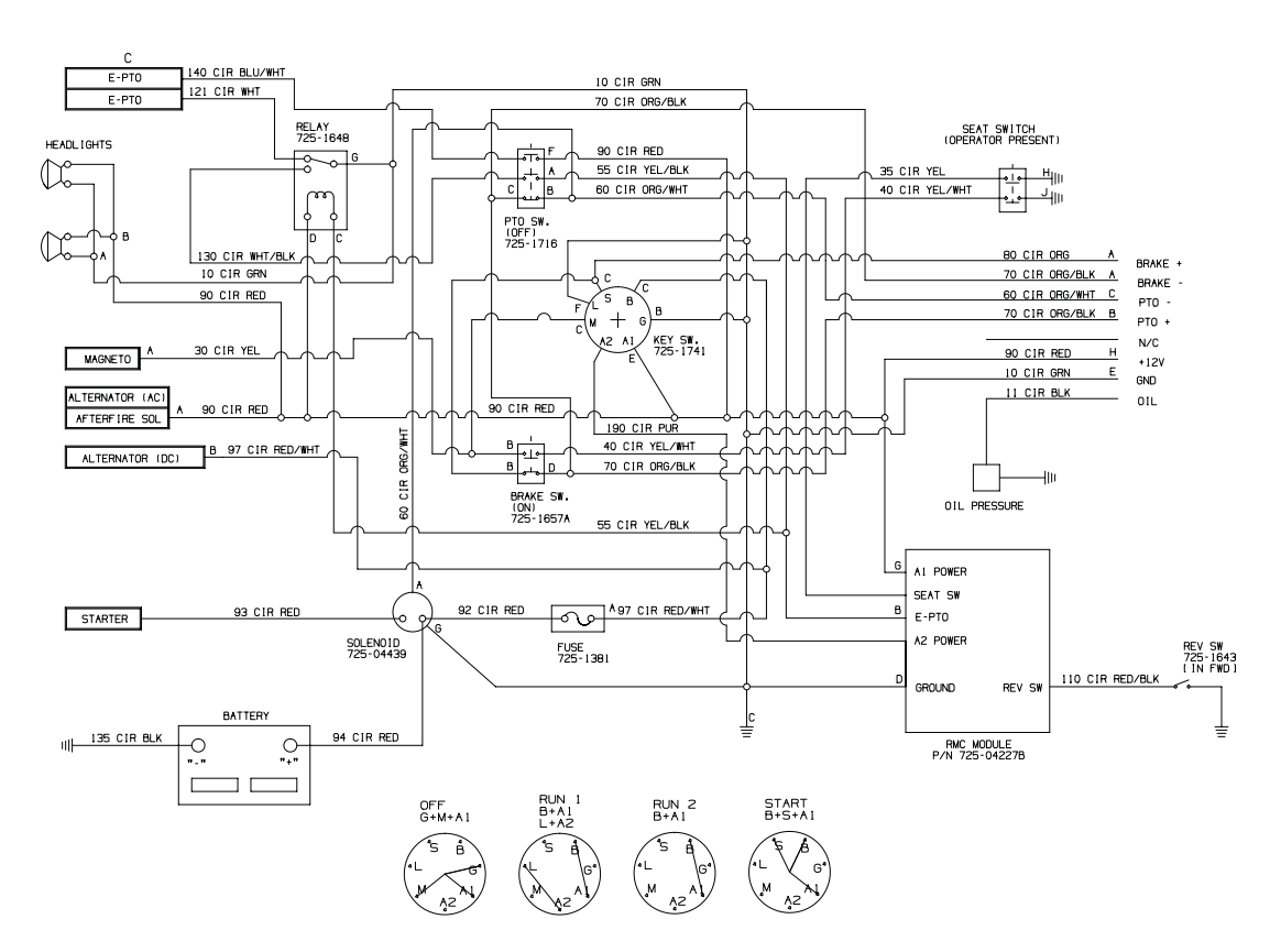 Wiring Diagram  30 Cub Cadet Ltx 1050 Kw Parts Diagram