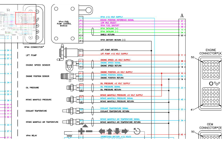 Cummins 5 9 Single Plug Ecu Wiring Diagram