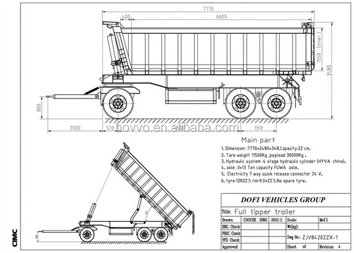 Curt 57674 Wiring Diagram