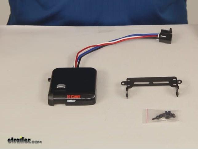Curt Venturer Brake Controller Wiring Diagram