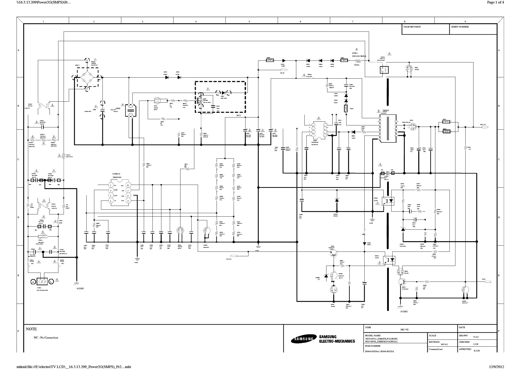 Daikin Fchh Wiring Diagram