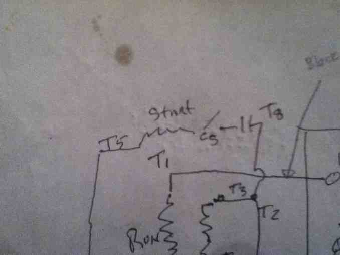 Dayton 2x440 Drum Switch Wiring Diagram on