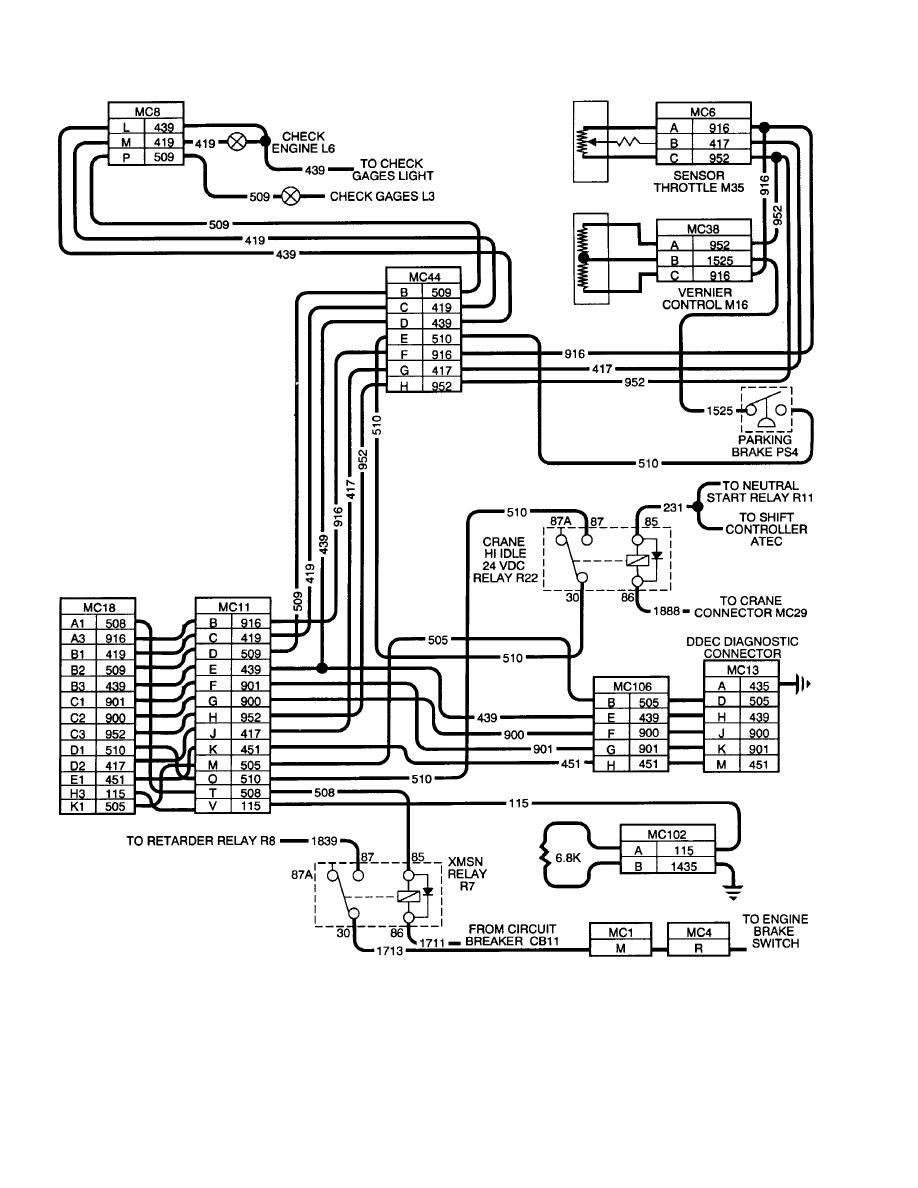 Ddec Iv Wiring Diagram