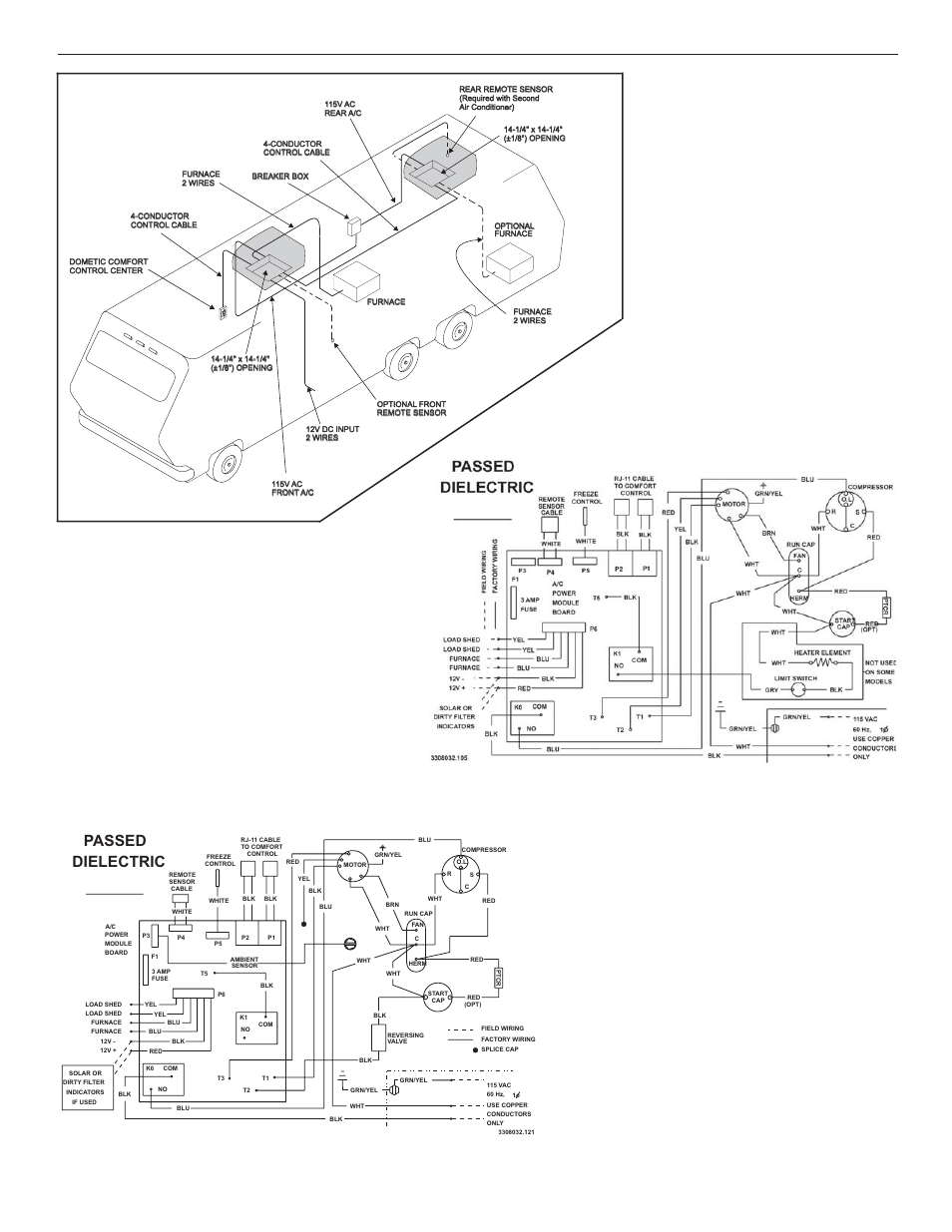Dometic Ac Wiring Diagram Modules