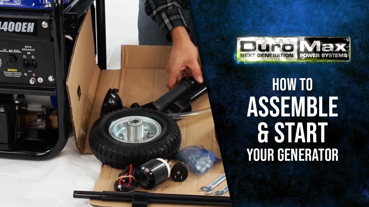 Duromax Xp12000eh Engine Wiring Diagram