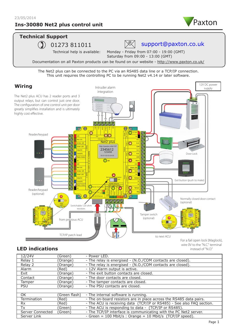 Dv720 Wiring Diagram