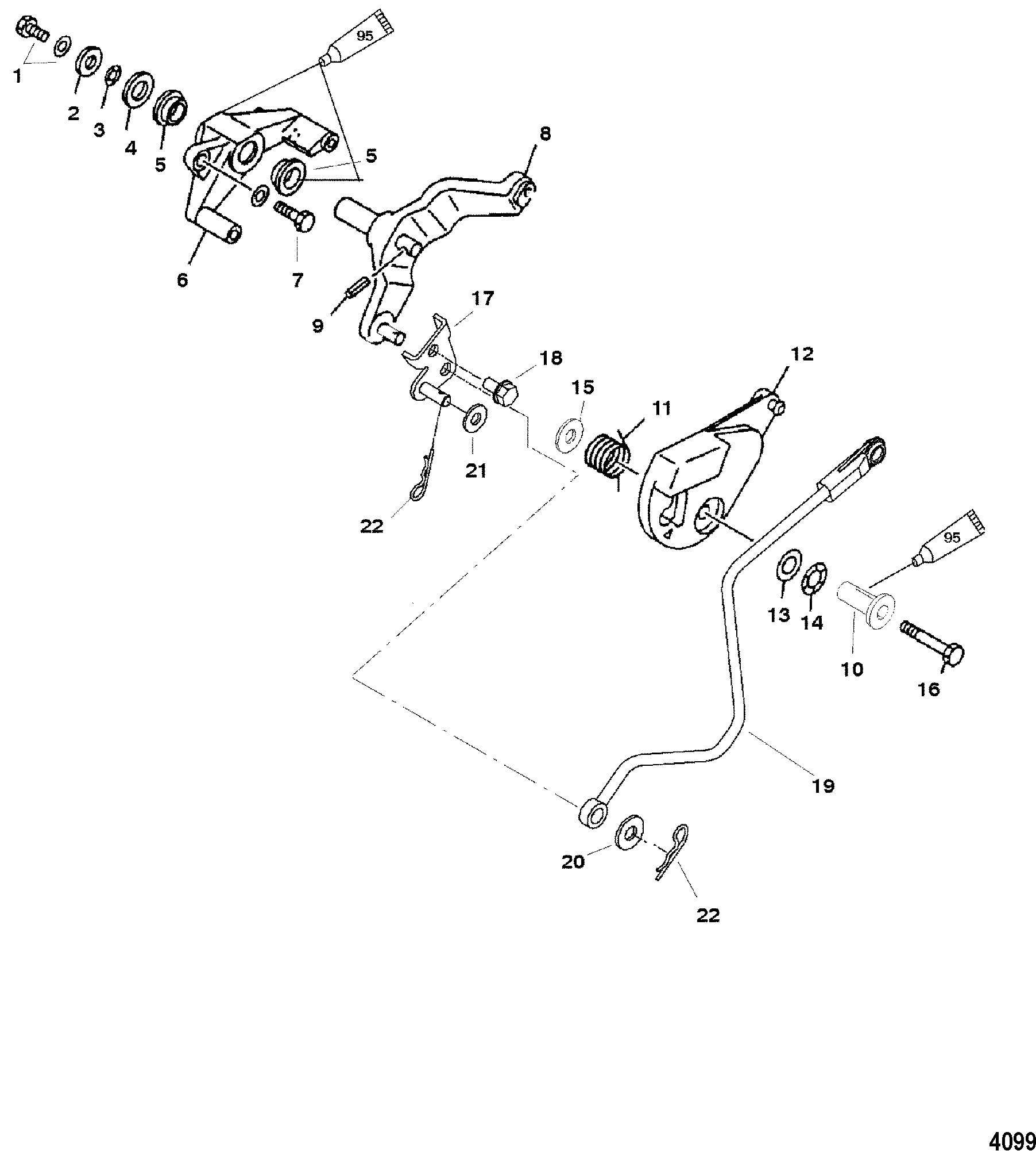Edelbrock 1406 Diagram