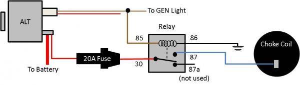 Surprising Edelbrock Electric Choke Wiring Diagram Wiring Digital Resources Apanbouhousnl
