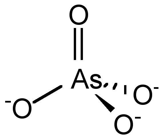 electron dot diagram arsenic