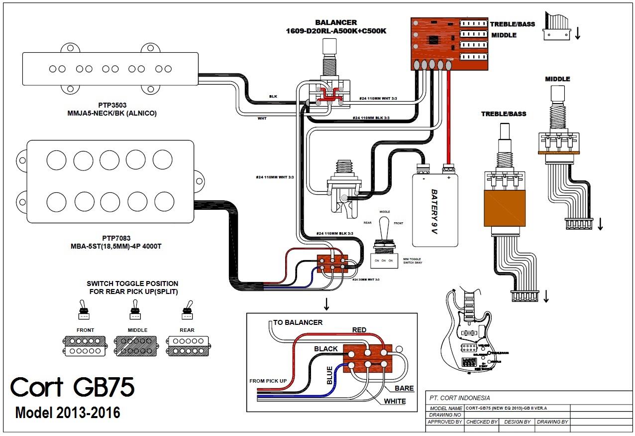 Epiphone Sheraton Ii Pro Wiring Diagram