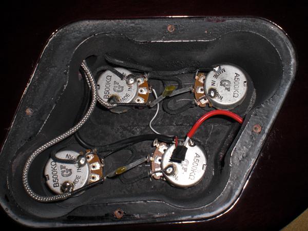 Epiphone Slash Les Paul Pickup Wiring Diagram
