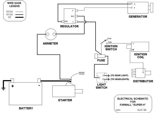 Ih 706 Lights Wiring Diagram - Wiring Diagrams Farmall Wiring Diagram on
