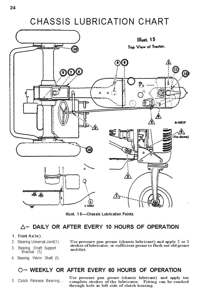 Farmall 706 Wiring Diagram
