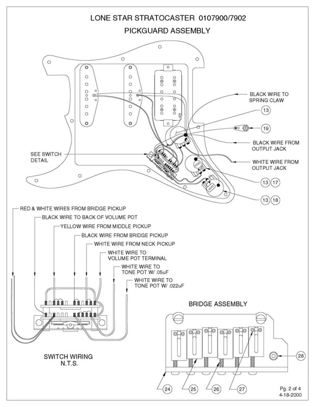 Fender Hss S1 Switch Wiring Diagram Together With Strat Wiring