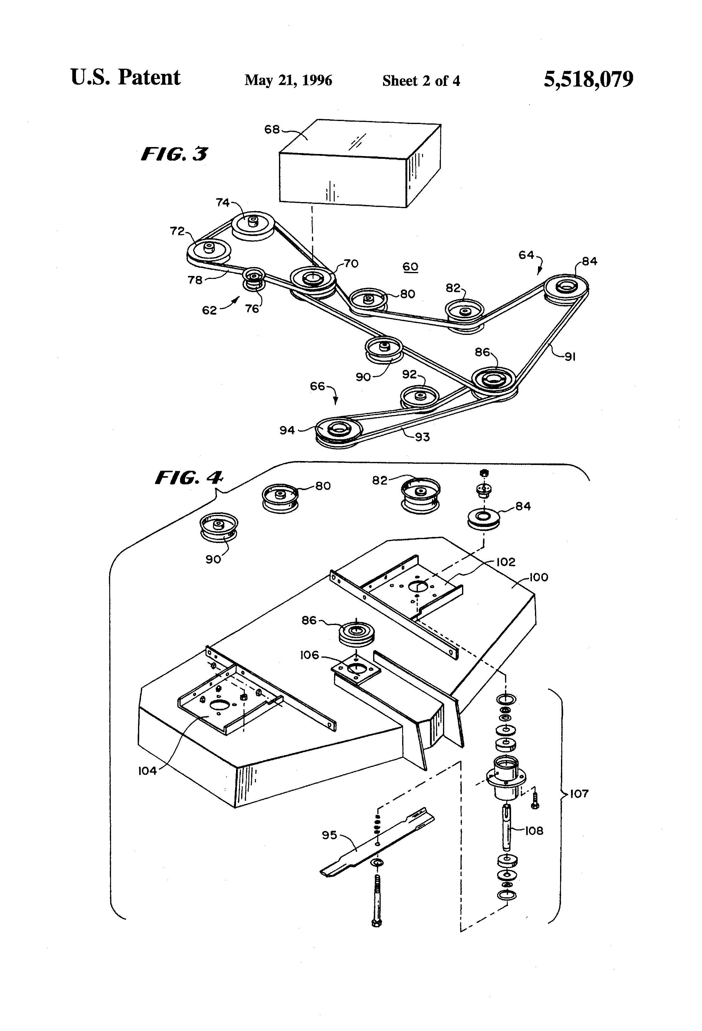 Ferris Is1500z Belt Diagram