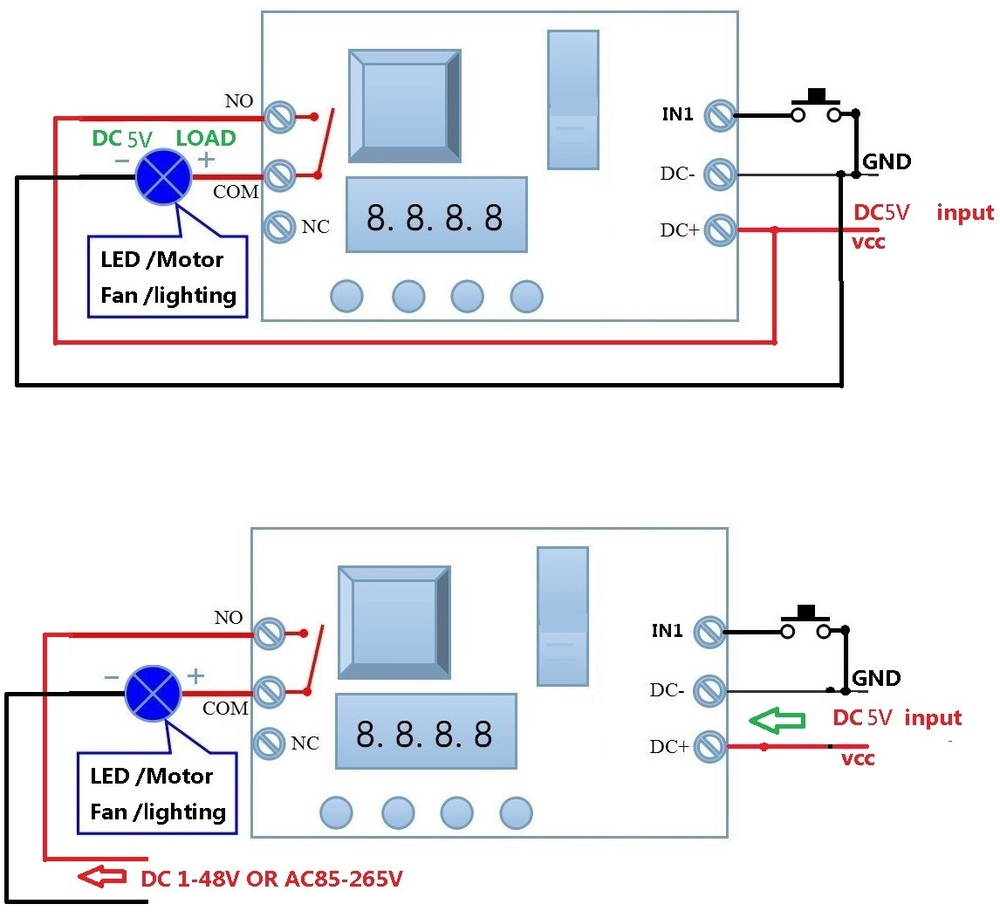 Ffi Automation Dc Contactor Wiring Diagram