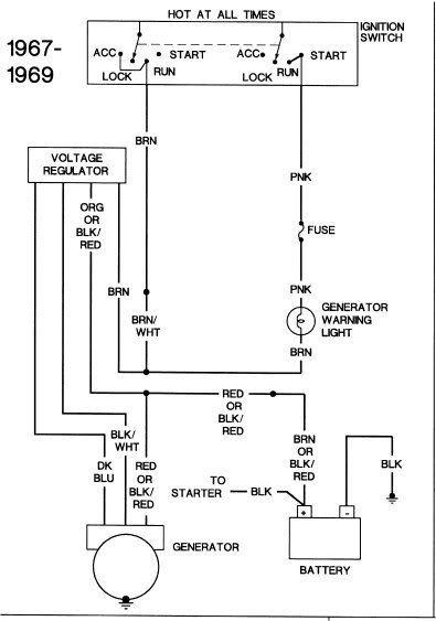 Flaming River Steering Column Wiring Diagram