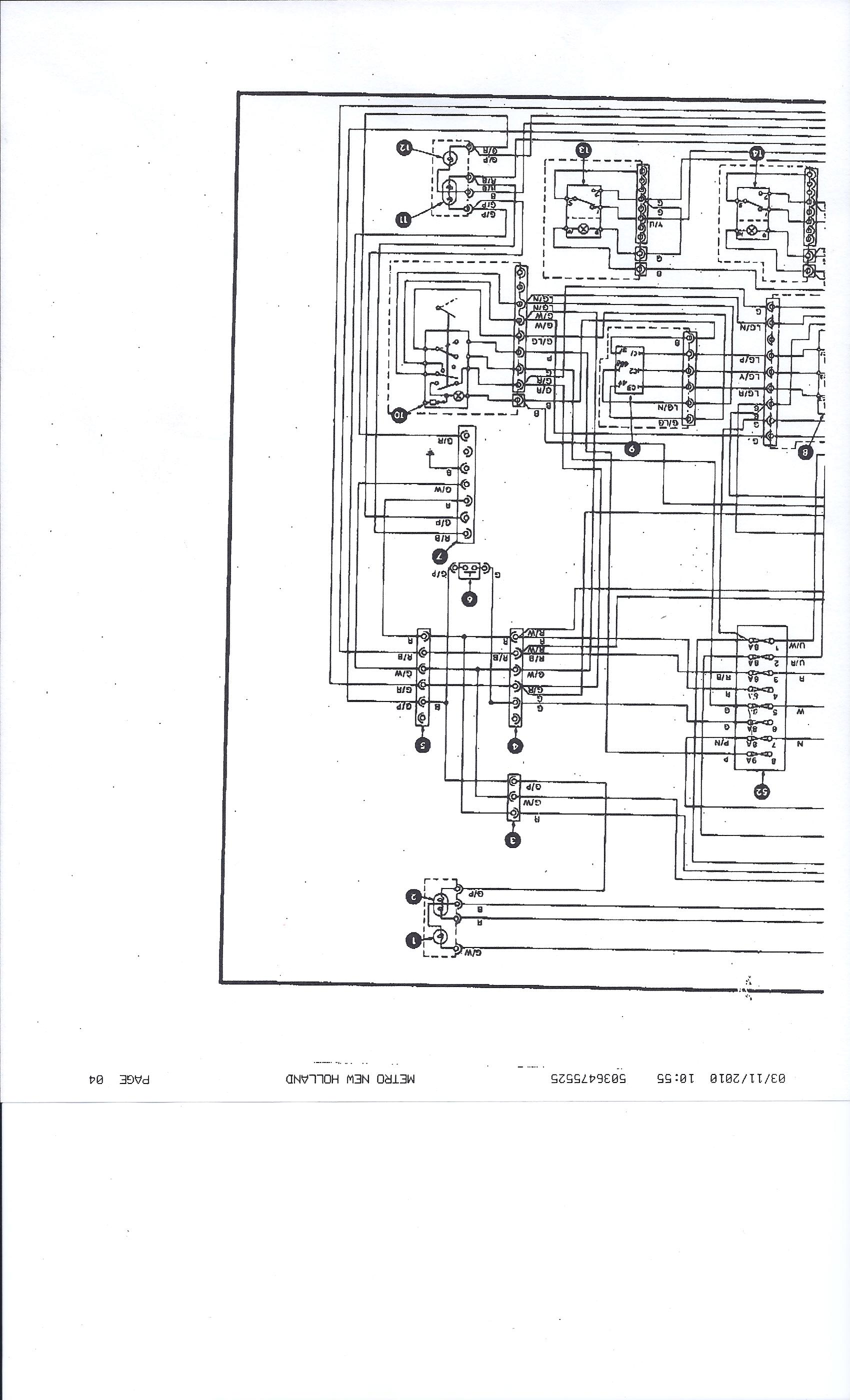 Ford 3910 Wiring Diagram