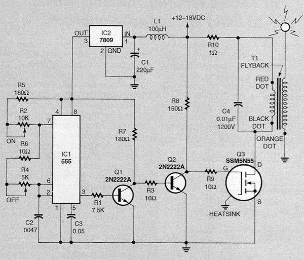 Fuelless Generator Circuit Diagrams