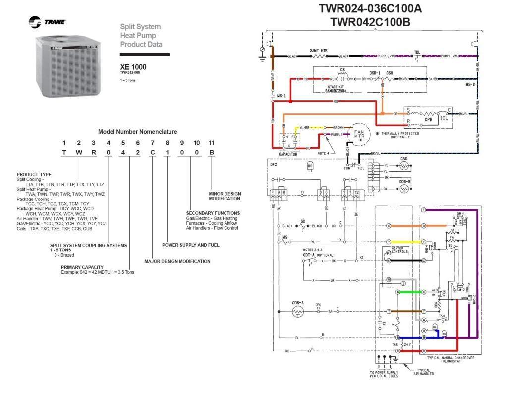 Goodman Air Handler Wiring Diagrams Wiring Harness Wiring Diagram
