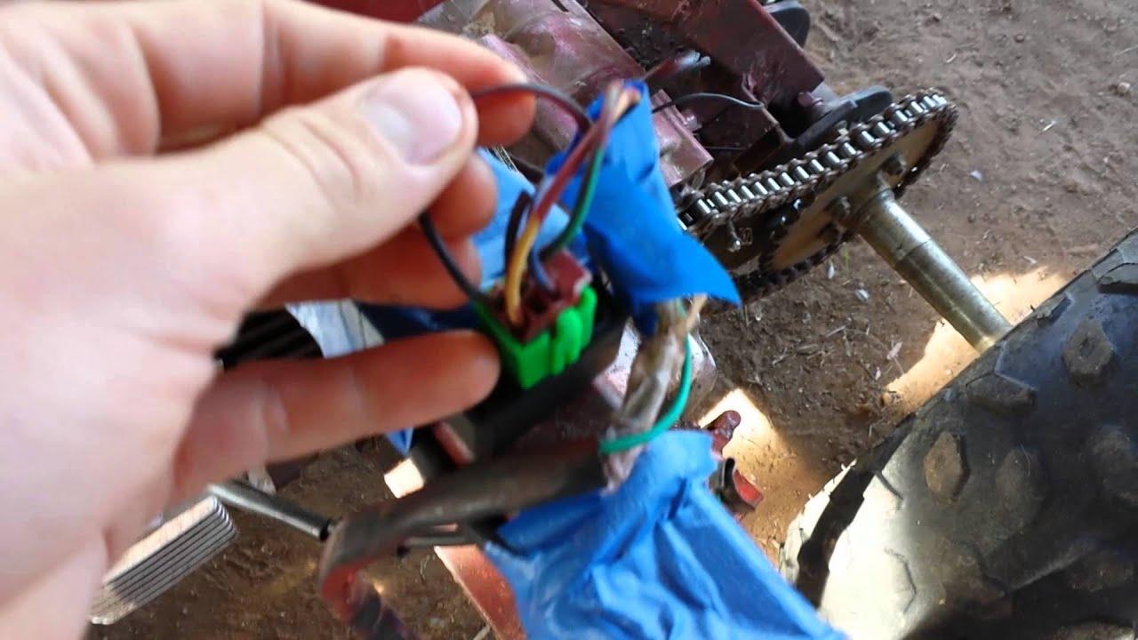 Gy6 Wiring Diagram 150cc Twister Hammerhead