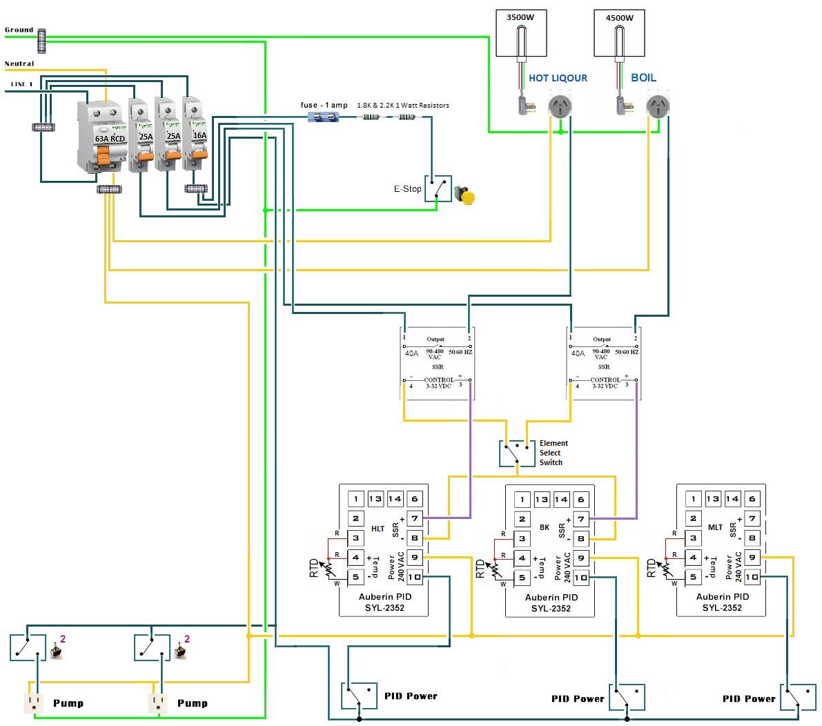 Hager Rccb Wiring Diagram
