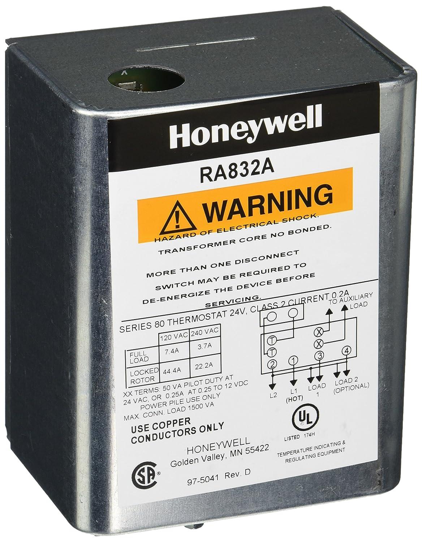 Honeywell Relay R8225b Wiring Diagram
