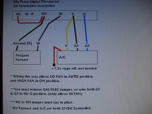 Honeywell Thermostat Rth2300 Wiring Diagram