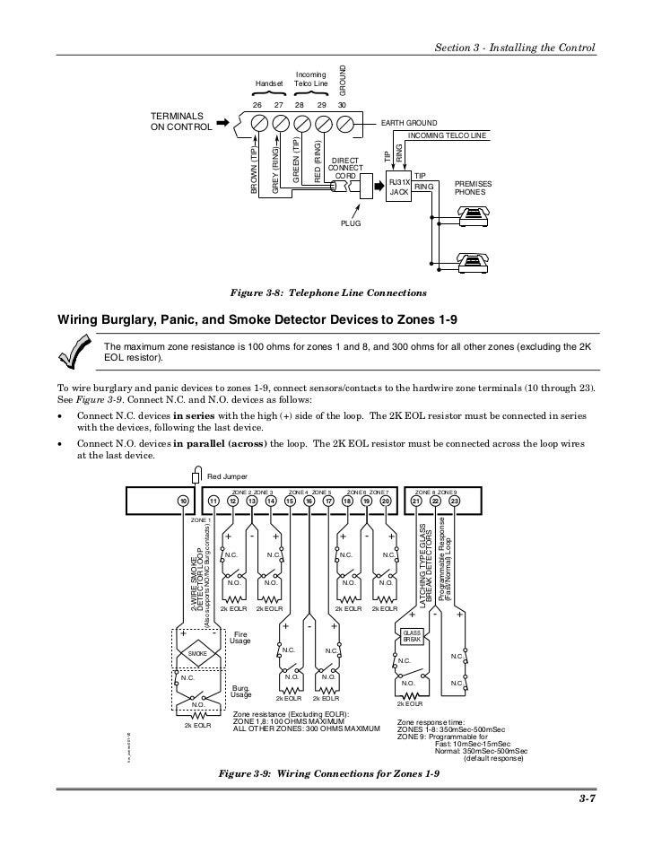 Honeywell Vista 128fb Wiring Diagram