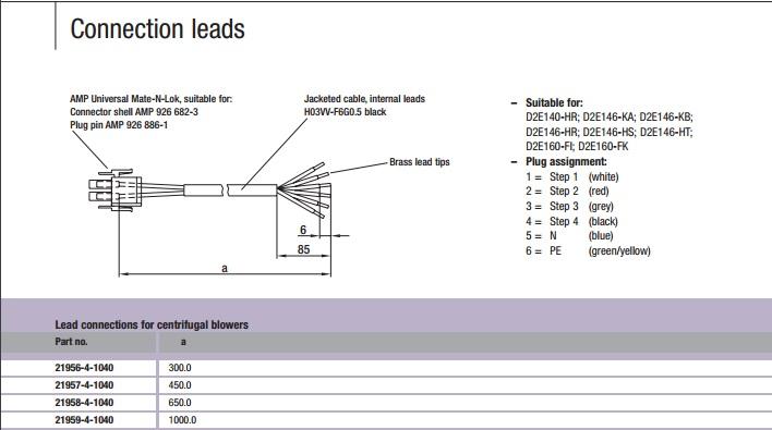 Hunter Fan Model 21956 Wiring Diagram