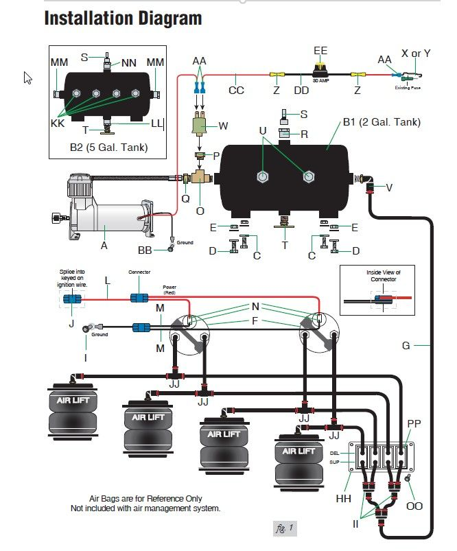 Hydropneumatic Tank With Automatic Air Compressor Wiring
