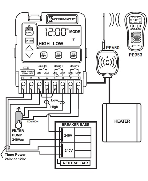 diagram photocell wiring diagram for intermatic k4522 full