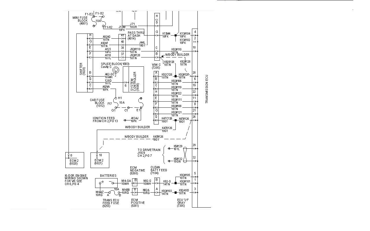International D466 Wiring Diagram