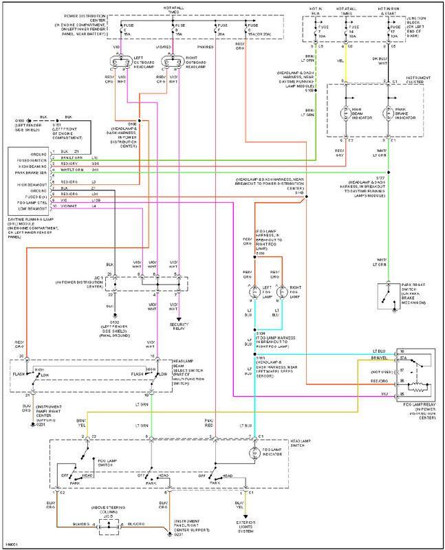 Jayco Eagle 10 Trailer Running Light Wiring Diagram