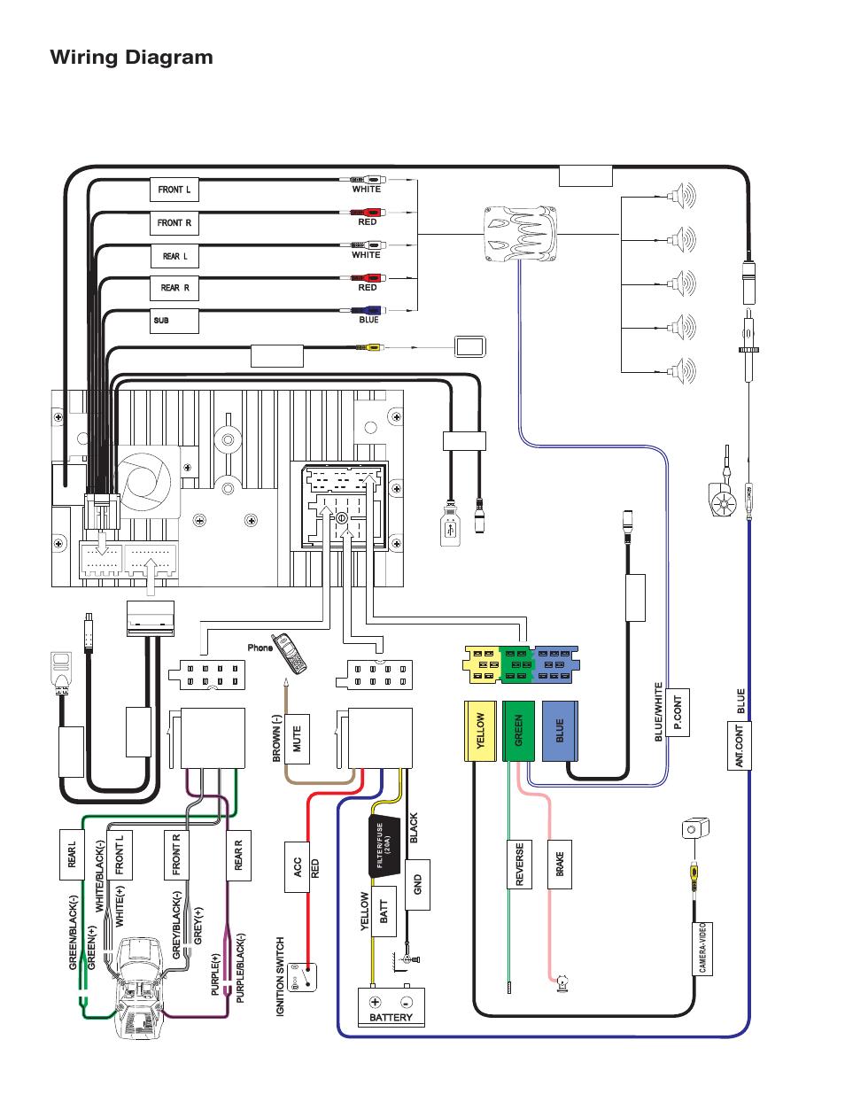 phase linear car radio wiring diagram - wiring diagrams blog  palox-france.fr